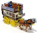 London Omnibus 1886 Matchbox Models of Yesteryear YSH2 Special Edition Heritage Horse Drawn Carriages