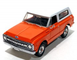 Chevy K/5 Blazer 1969 1/43 Matchbox Collectibles YYM35058  - foto principal 1
