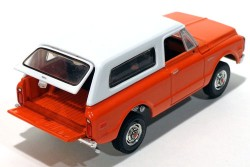 Chevy K/5 Blazer 1969 1/43 Matchbox Collectibles YYM35058  - foto principal 2