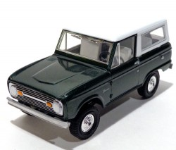 Ford Bronco 1966 1/43 Matchbox Collectibles YYM35057  - foto principal 1
