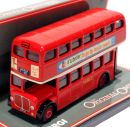 Onibus AEC Regent V MCW Orion Double Deck Bus Hebble Motor Services Ltd 1/76 OOC Corgi 41002
