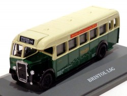 Bristol L6A ECW Single Deck Bus Maidstone & District Motor Services Ltd 1/76 OOC Corgi 97852  - foto principal 1