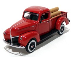 Ford Pickup 1940 Gold Race 1/43 Matchbox Collectibles YTC-03  - foto principal 1