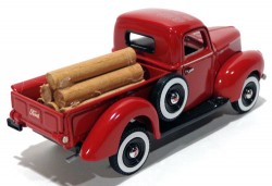 Ford Pickup 1940 Gold Race 1/43 Matchbox Collectibles YTC-03  - foto principal 2