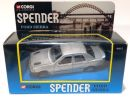 Ford Sierra Sapphire Cosworth 4 Doors Spender BBC TV Series 1/35 Corgi 96012  - foto 2