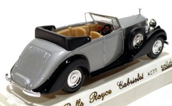 Rolls Royce Conversivel prata 1939 1/43 Solido Made in France  - foto principal 2