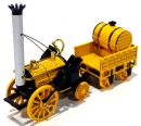 Stephensons Rocket 1829 1/64 Matchbox Models of Yestertear Y-12