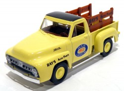 Pickup Ford F-100 1953 Dixie Gasoline 1/43 Matchbox Collectibles   - foto principal 1