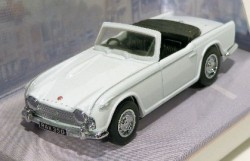 Triumph TR4A IRS 1/43 Matchbox Dinky toys Collection DY-20  - foto principal 1
