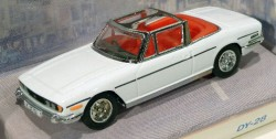 Triumph Stag 1969 1/43 Matchbox Dinky toys Collection DY-28  - foto principal 1