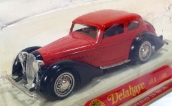 Delahaye 135 M 1939 1/43 Guisval Made in Spain  - foto principal 1