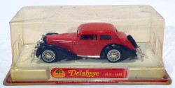 Delahaye 135 M 1939 1/43 Guisval Made in Spain  - foto principal 2