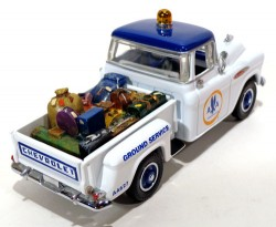 Chevrolet Pickup 1957 American Airlines 1/43 Matchbox Collectibles YIS04  - foto principal 2