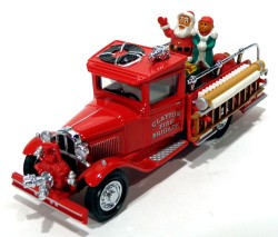 Ford AA Pick-up Truck 1932 Santas 1997 1/46 Fire Engine Matchbox Collectibles YSC04  - foto principal 1