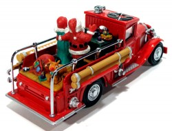 Ford AA Pick-up Truck 1932 Santas 1997 1/46 Fire Engine Matchbox Collectibles YSC04  - foto principal 2