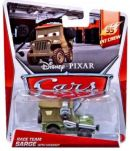 Race Team Sarge With Headset 1/55 Disney Pixar Car  - foto 2