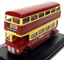 Onibus Routemaster British Rail 1/76 Oxford Model