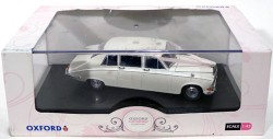 Daimler DS420 Limousine Wedding Car 1/43 Oxford Models DS001W  - foto principal 3
