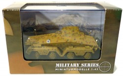 SDKFZ 231 Germany 1944 1/43 Schuco Mitilary Series  - foto principal 6