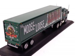 Caminhão Kenworth Cab Over Engine Truck Moosehead Beer 1/100 Matchbox Collectibles CCY03  - foto principal 2