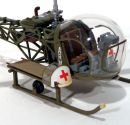 Helicoptero Militar H13 Bell Helicopter - U.S.Army Medical Service Corps Korean war Series I 1/48 Corgi Forgotten Heroes US51902