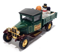 Ford AA Pick-up Truck 1932 Snowy Carolers 1/46 Matchbox Collectibles YY062A/B-M  - foto principal 1