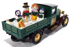 Ford AA Pick-up Truck 1932 Snowy Carolers 1/46 Matchbox Collectibles YY062A/B-M  - foto principal 2
