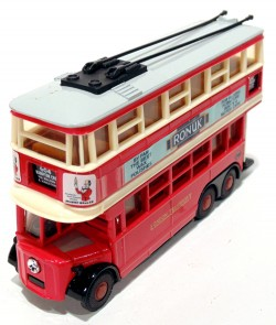 Diddler Trolleybus 1931 1/87 Matchbox Models of Yesteryear Y10  - foto principal 1