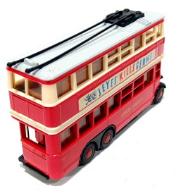 Diddler Trolleybus 1931 1/87 Matchbox Models of Yesteryear Y10  - foto principal 2