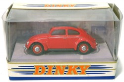 Volkswagen 1951 SplitWindows REd 1/43 Matchbox Dinky Toys Collection DY06-C  - foto principal 3