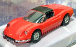 Ferrari Dino 246 GTS 1973 1/43 Matchbox Dinky Toys Collection DY-24  - foto principal 1