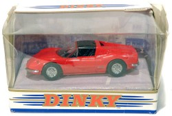 Ferrari Dino 246 GTS 1973 1/43 Matchbox Dinky Toys Collection DY-24  - foto principal 2