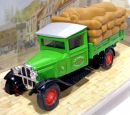 Caminhão Modell AA Ford 1 1/2 Ton Truck 1932 G.W. Peacock 1/46 Matchbox Models of Yesteryear Y62  - foto 2