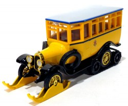 Onibus Scania Vabis Post Bus 1923 1/49 Matchbox Collectibles Models of Yesteryear Y16  - foto principal 1