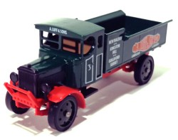 Caminhão Leyland 3 Ton Subside Lorry 1920 1/62 Matchbox Models of Yesteryear Y-9  - foto principal 1