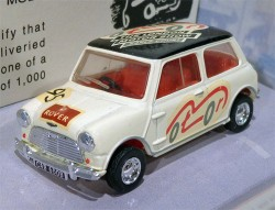 Mini Cooper ''S'' 1964 1/43 Matchbox Dinky Toys DY-21  - foto principal 1