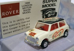 Mini Cooper ''S'' 1964 1/43 Matchbox Dinky Toys DY-21  - foto principal 2