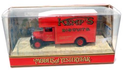 Caminhão Morris Courier 1931 Kemps Biscuits 1/59 Matchbox Models of Yesteryear Y-31  - foto principal 2