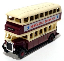 Onibus Leyland Titan TD1 1930 New Castle 1/76 Matchbox Models of Yesteryear Y5-c  - foto principal 1