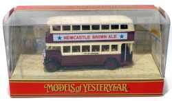 Onibus Leyland Titan TD1 1930 New Castle 1/76 Matchbox Models of Yesteryear Y5-c  - foto principal 2