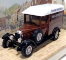 Morris Cowley Van 1929 J Sainsbury 1/39 Matchbox Models of Yesteryear Y-19