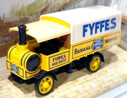 Yorkshire Steam Wagon 1917 Fyffes Banana 1/61 Matchbox Models of Yesteryear Y8-C  - foto principal 1