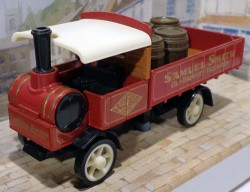 Yorkshire Type WA Wagon 1917 Samuel Smith 1/61 Matchbox Models of Yesteryear Y-32  - foto principal 1