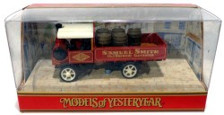 Yorkshire Type WA Wagon 1917 Samuel Smith 1/61 Matchbox Models of Yesteryear Y-32  - foto principal 2