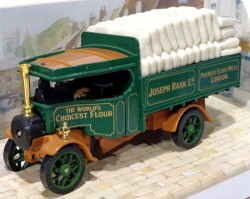 Foden Steam Wagon 1922 Jeseph Rank 1/72 Matchbox Models of Yesteryear Y-27  - foto principal 1