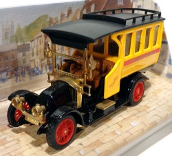 Renault Bus 1910 1/38 Matchbox Models of Yesteryear Y44  - foto principal 1