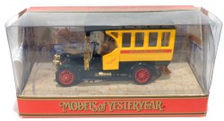 Renault Bus 1910 1/38 Matchbox Models of Yesteryear Y44  - foto principal 3
