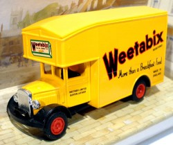 Caminhão Morris Courie 1931 Weetabix 1/59 Matchbox Models of Yesteryear Y-31B  - foto principal 1