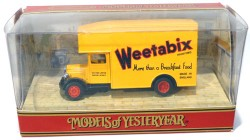 Caminhão Morris Courie 1931 Weetabix 1/59 Matchbox Models of Yesteryear Y-31B  - foto principal 2