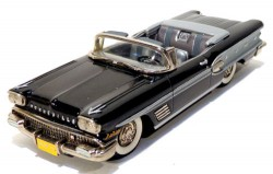Pontiac Bonneville Convertible 1958 1/43 Brooklin Collection BRK. 25  - foto principal 1